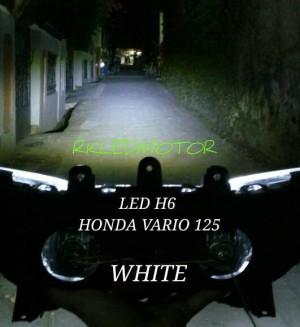 Katalog Lampu Led Motor Honda Vario 125 Pnp High Low Katalog.or.id
