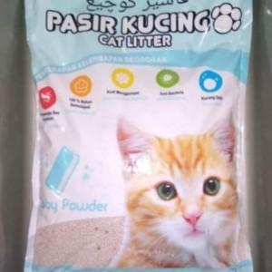 Harga Pasir Kucing Kawan Cat Litter 20kg Pasir Gumpal Wangi Katalog.or.id