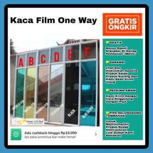 Harga Sticker Kaca Film One Way 80 Katalog.or.id