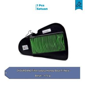 Info Saringan Filter Udara Beat Pop New Street Fi Aspira H2 17210 K16 1710 Katalog.or.id