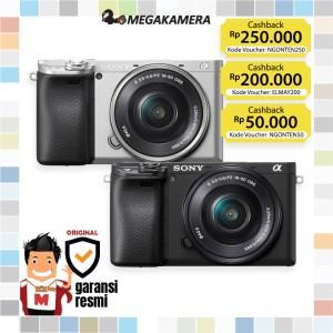 Harga sony alpha a6400 kit 16 50mm   6400 mirrorless camera   garansi resmi   | HARGALOKA.COM