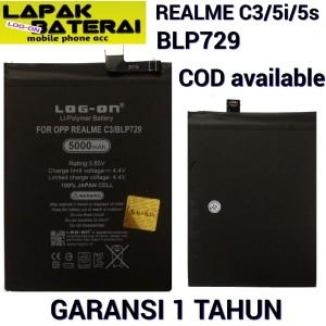 Info Baterai Realme C3 Katalog.or.id