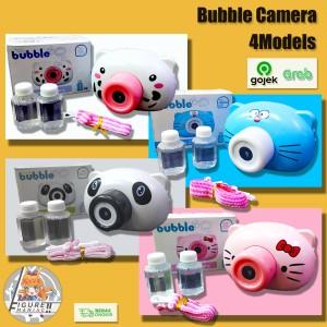 Harga bubble camera electric lampu mainan kamera gelembung musik gantungan     HARGALOKA.COM