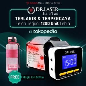 Harga dr laser hi plus   jam tangan kesehatan dengan | HARGALOKA.COM