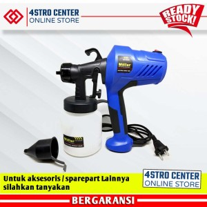 Harga Multipro Esp 99hp Spray Gun Electric Spray Painter Paint Gun Katalog.or.id
