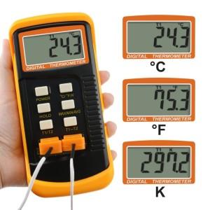 Info Thermocouple Probe Type K Sensor Suhu Termokopel Termocouple Katalog.or.id