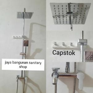 Katalog Shower Tiang Panas Dingin I Rain Shower K007a Katalog.or.id