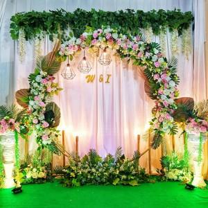 Info Backdrop Premium Untuk Lamaran Dan Pernikahan Katalog.or.id