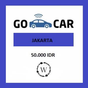 Harga biaya antar go car daerah | HARGALOKA.COM