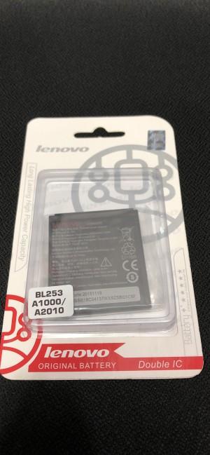 Harga baterai original lenovo bl253 a1000 | HARGALOKA.COM