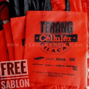Harga tas souvenir perusahaan i tas promosi toko i tas olshop l f20 | HARGALOKA.COM