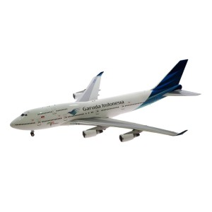 Harga mainan pesawat terbang garuda indonesia aeroplane | HARGALOKA.COM