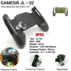 Harga gamesir jl02 sayap 2 analog joystick handgrip gamepad pubg game   HARGALOKA.COM