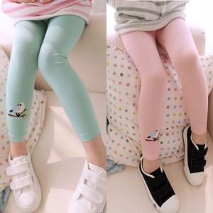 Harga legging anak perempuan import detail burung legging anak import   4 5 tahun | HARGALOKA.COM