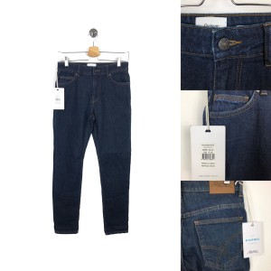 Harga celana riders by lee r2 slim rollie rebel blue jeans original stretch   | HARGALOKA.COM