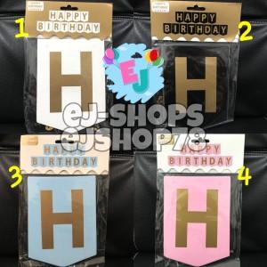 Info Custom Birthday Backdrop Banner Spanduk Ultah 1x1 M Katalog.or.id