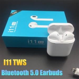 Harga wireless bluetooth airpod i11 tws i 11 earphone 5 0 headset | HARGALOKA.COM