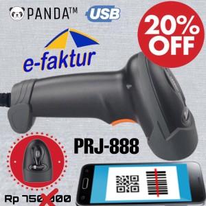 Harga handheld 2d panda prj 830 imager area barcode scanner qr code | HARGALOKA.COM