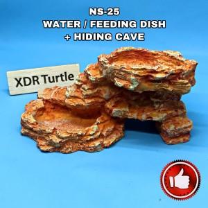 Harga Water Dish Otomatis Torto Reptile Sulcata Bearded Dragon Nw 15 Katalog.or.id