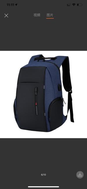 Harga tas ransel terbaru good quality anti air muat laptop 15 6 inch hm 09   | HARGALOKA.COM
