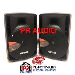 Harga speaker pasif hardwell 15p 15 p harga 1 set kualitas di jamin joss | HARGALOKA.COM