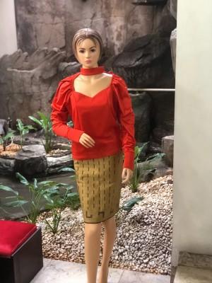 Harga blouse import merk cbr hong kong size large on sale | HARGALOKA.COM