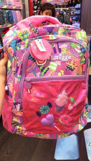 Harga smiggle far backpack pink   tas ransel | HARGALOKA.COM