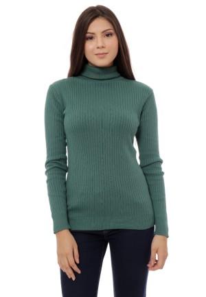 Harga sweater rajut wanita   turtleneck basic premium | HARGALOKA.COM