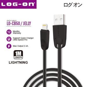 Harga kabel logon jelly iphone 5 6 7 8 2   HARGALOKA.COM