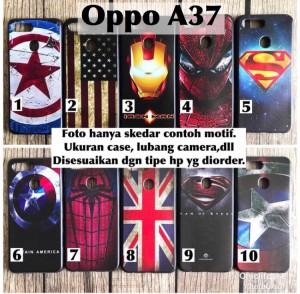 Harga man case softcase oppo a37 avengers bendera iron captain | HARGALOKA.COM