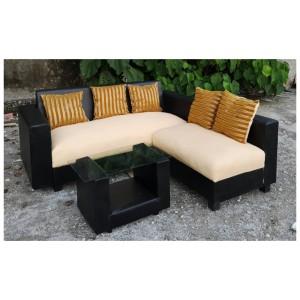 Harga promo termurah free ongkir sofa l putus minimalis   HARGALOKA.COM