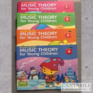 Harga paket buku music theory for young children book | HARGALOKA.COM
