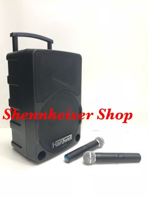 Harga speaker portable meeting hardwell 10 inc with bluetooth and | HARGALOKA.COM