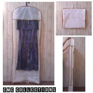 Harga cover tas gaun wedding sarung tas baju pengantin 160 | HARGALOKA.COM