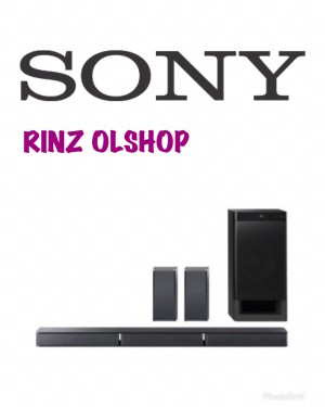 Harga ht rt3 sony home cinema 5 1ch blutooth htrt3 | HARGALOKA.COM