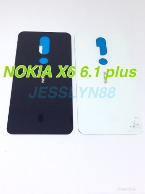 Harga backdoor tutupan baterai back casing nokia 61 plus | HARGALOKA.COM
