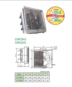 Info Merk Exhaust Fan Katalog.or.id