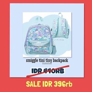 Harga smiggle skip tini tiny backpack unicorn   tas ransel tk pg | HARGALOKA.COM
