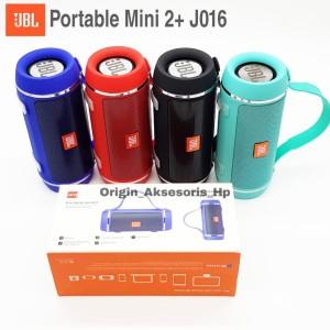 Harga jbl bluetooth speaker jbl j016 portable mini 2 splashproof   | HARGALOKA.COM