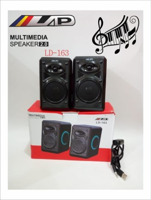 Harga speaker komputer hp lad ld | HARGALOKA.COM