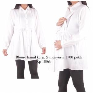 Harga bajuhamil baju hamil blus hamil menyusui cantik oh | HARGALOKA.COM