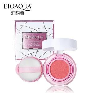 Harga bioaqua smooth muscle flawless blush on air | HARGALOKA.COM