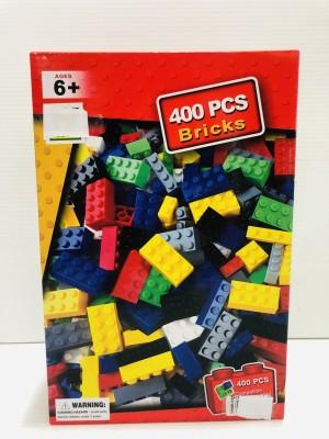 Harga mainan anak block bricks lego mainan edukasi block isi 400   HARGALOKA.COM