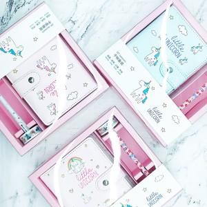 Harga buku notes planner unicorn super premium | HARGALOKA.COM