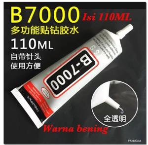 Harga lem touchscreen amp lcd hp amp ponsel b 7000 110ml bening   | HARGALOKA.COM