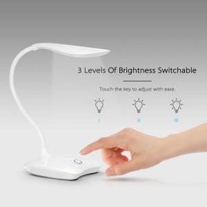 Harga lampu meja belajar lampu baca portable lampu led meja belajar kecil   | HARGALOKA.COM