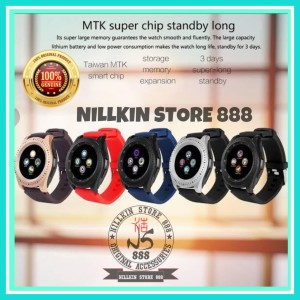 Harga smart watch z4 jam tangan anak gear smartwatch samsung gelang s4 | HARGALOKA.COM