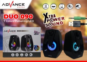 Harga speaker advance duo | HARGALOKA.COM