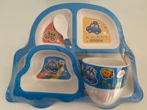 Harga dinnerware tempat makan set the runabouts original | HARGALOKA.COM