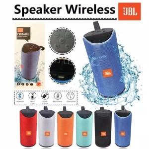 Harga speaker bluetooth jbl wireless tg 113 portable   HARGALOKA.COM